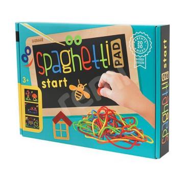 Spaghetti Start - Magiczne Sznurówki - Remi