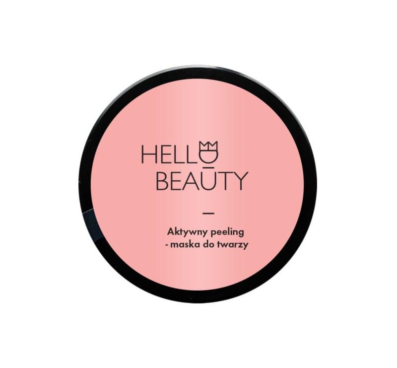 Aktywny Peeling - Maska Do Twarzy - 60 ml - LullaLove