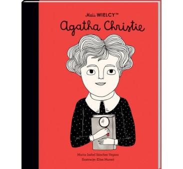 Agatha Christie - Mali WIELCY- Wydawnictwo SmartBooks