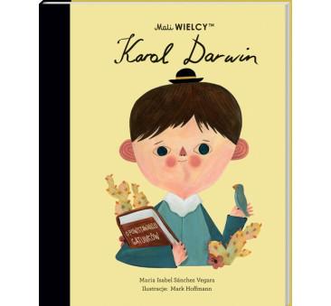 Karol Darwin - Mali WIELCY- Wydawnictwo SmartBooks