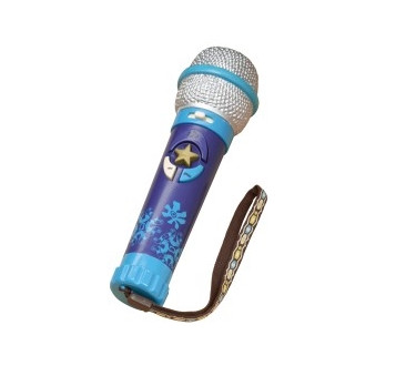 Mikrofon z funkcją nagrywania 18m+ - BTOYS
