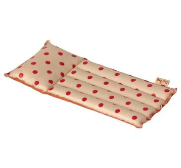 Materac w Czerwone Kropki - Air Mattress - Red Dot - Maileg