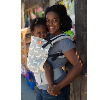BABY TULA - nosidełko standardowe - wzór Fawn