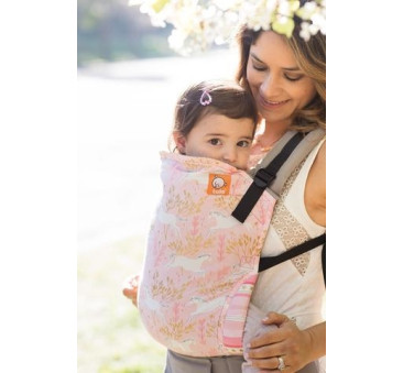 BABY TULA - nosidełko standardowe - wzór Frolic