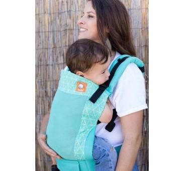 BABY TULA - nosidełko standardowe - wzór Coast Maze