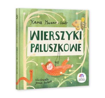 Twarda Oprawa - Wierszyki Paluszkowe - Wydawnictwo Natuli
