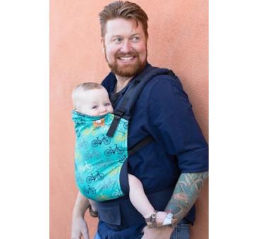 BABY TULA - nosidełko standardowe - wzór Round and Round