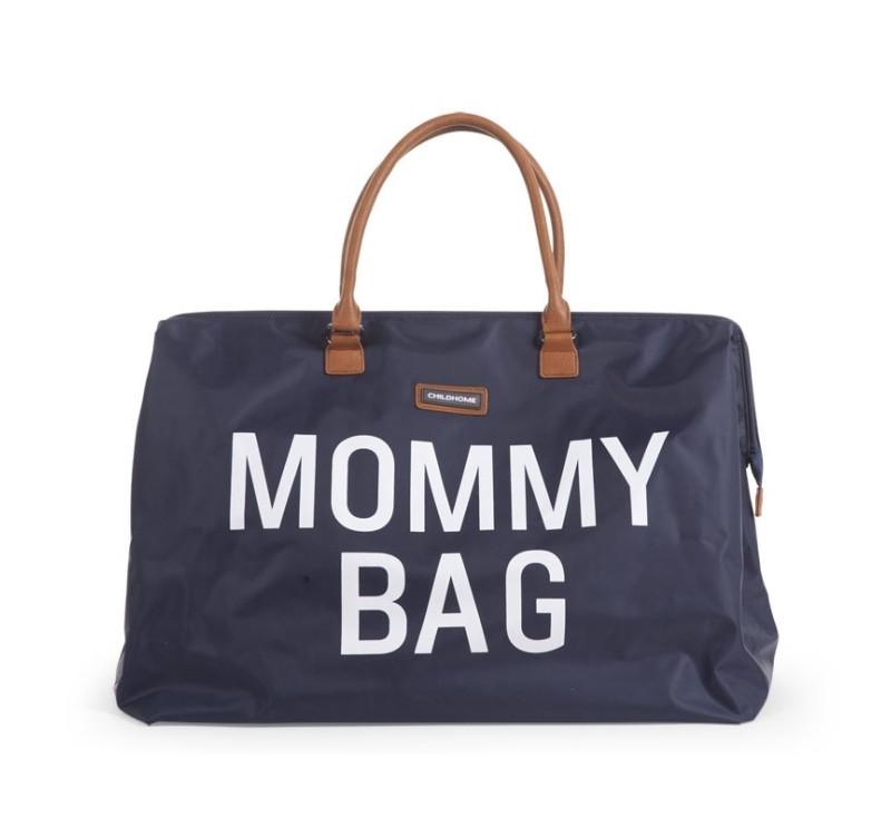 e8ac67135fa4f Torba podróżna Mommy Bag - granat - Childhome