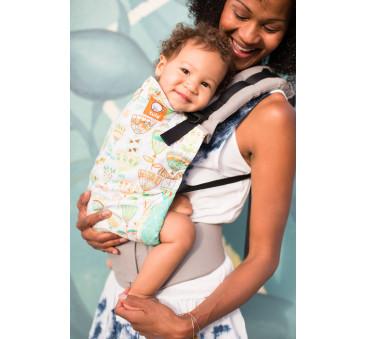 BABY TULA - nosidełko standardowe - wzór Dew Drop