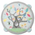Mata edukacyjna Treetop Grey/Pastel SKIP HOP