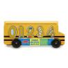 Drewniany sorter matematyczny - Autobus - Melissa & Doug