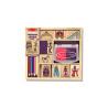 Drewniane pieczątki / stempelki Księżniczki - Melissa & Doug