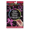 Zdrapki Holograficzne Kolorowe - Różowe księżniczki - Melissa & Doug