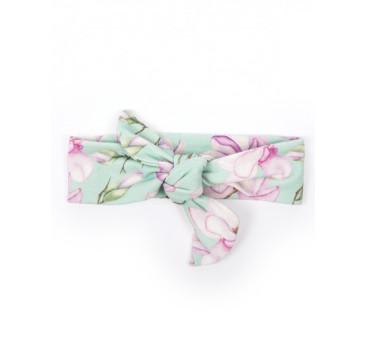 Opaska Pin-up - Magnolia - Titot - Rozmiar 0-3 lat