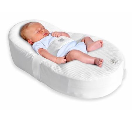 Ergonomiczny materac dla niemowląt Cocoonababy - Red Castle