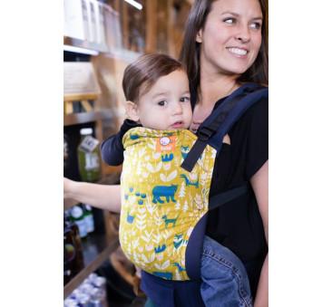 BABY TULA - nosidełko standardowe - wzór Fable