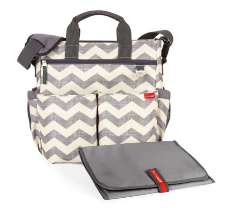 Torba Duo Signature Chevron