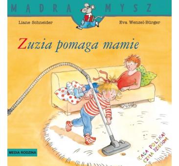 ZUZIA POMAGA MAMIE - Media Rodzina