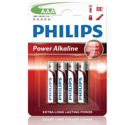 Bateria LR3 AAA Philips
