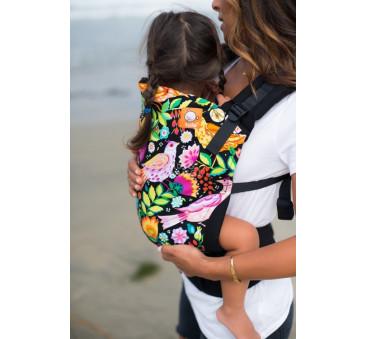 BABY TULA - nosidełko standardowe - wzór Aviary