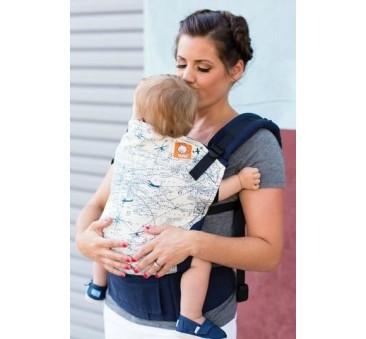 BABY TULA - nosidełko standardowe - wzór Navigator