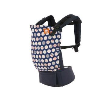 BABY TULA - nosidełko standardowe - wzór Trendsetter Navy