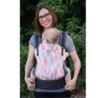BABY TULA - nosidełko standardowe - wzór Willow