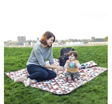 Koc Piknikowy Triangles - Skip Hop