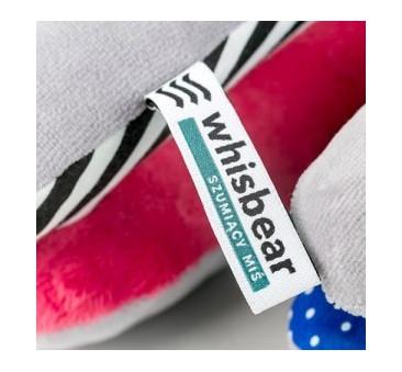Whisbear Premium - szumiący miś z funkcją cry sensor - Arbuz