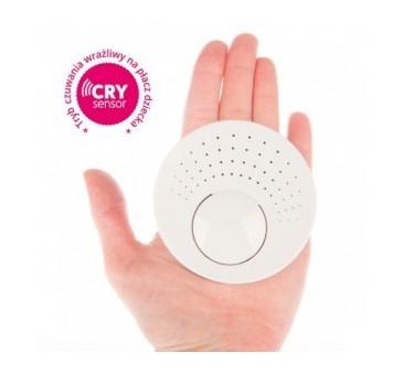 Whisbear Premium - szumiący miś z funkcją cry sensor - Cytryna