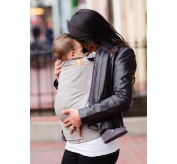 Baby Tula - Cloudy - nosidełko ergonomiczne rozmiar standard/baby