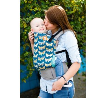 BABY TULA - nosidełko standardowe - wzór Gossamer