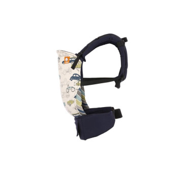 BABY TULA - nosidełko standardowe - wzór Slow Ride