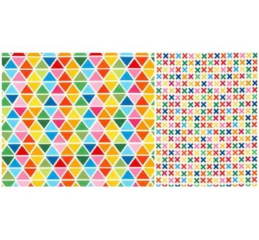 BABY TULA - nosidełko standardowe - wzór Confetti Pop
