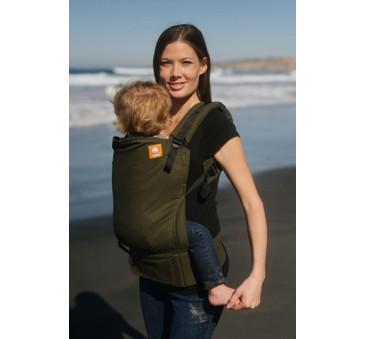 BABY TULA - nosidełko standardowe - wzór Olive