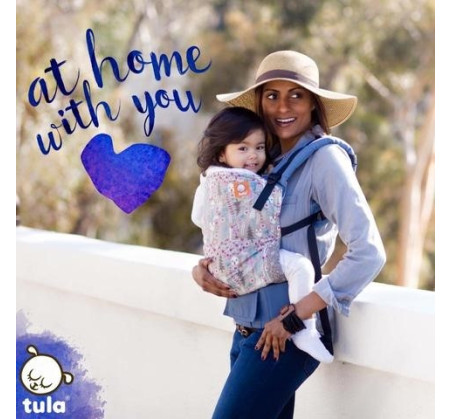 Toddler Tula - Forest House - nosidełko ergonomiczne rozmiar toddler