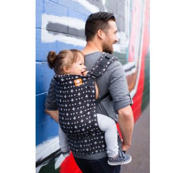 Baby Tula - Jet HC - nosidełko ergonomiczne rozmiar standard/baby