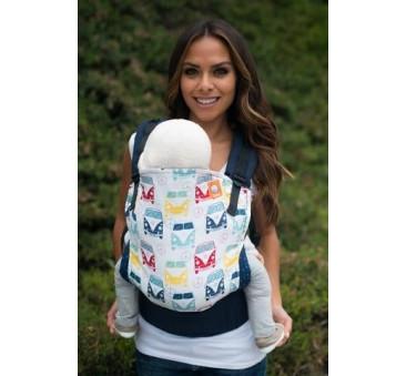 BABY TULA - nosidełko standardowe - wzór Road Trip