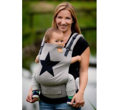 Toddler Tula -  The Star - nosidełko ergonomiczne rozmiar toddler z haftem