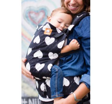 BABY TULA - nosidełko standardowe - wzór Wild Hearts