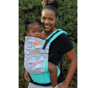 BABY TULA - nosidełko standardowe - wzór Melody