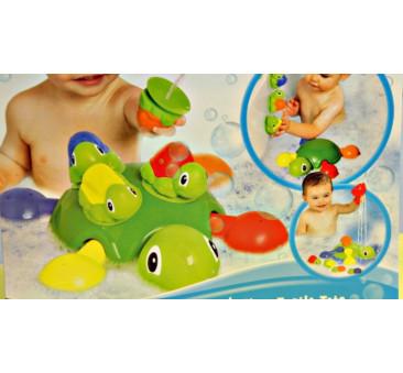 Zabawka do kąpieli - Żółwie brzdące TOMY