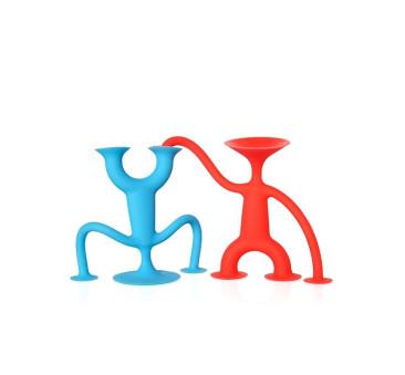 Zabawka kreatywna Oogi Junior - red / czerwona