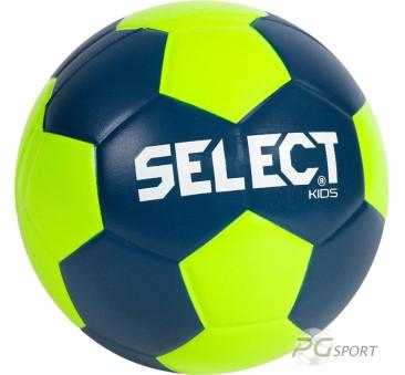 Select piłka ręczna KIDS IV granatowo - limonkowa 47 CM