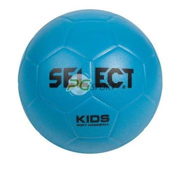 Select piłka ręczna SOFT KIDS LILIPUT NIEBIESKA